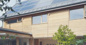 Green Apple Award sustainable house