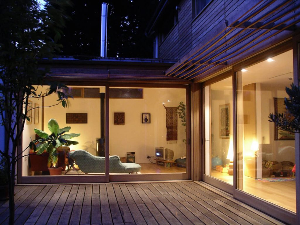 investing in sustainable design eco-house