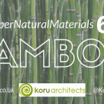 building with bamboo, super natural materials, koru architects, eco architect, sustainable architect