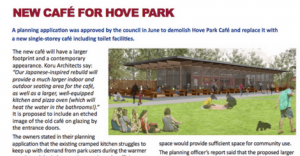 Hove Park Cafe, Pavilion Tea House, Hove Park, Koru Architects, Eco Architects, Sustainable Architect, Brighton
